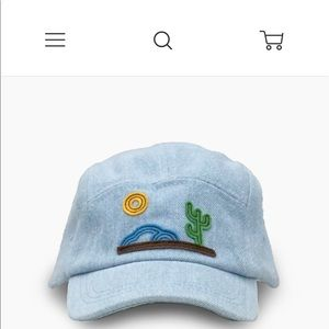 NWOT No Hat No Play Limited Edition Desert Dweller